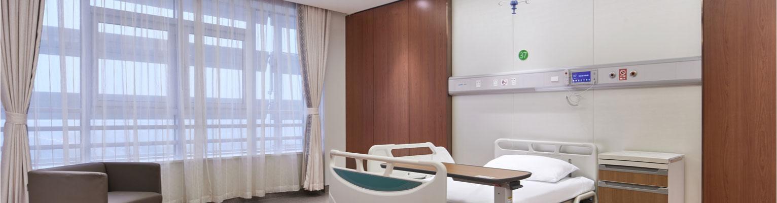 圣奥医院办公家具 VIP病房效果图