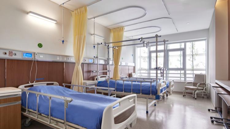 圣奥医院办公家具 病房病床效果图