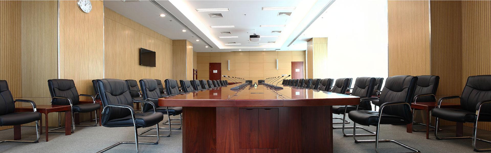 中国石化会议空间,圣奥办公家具设计