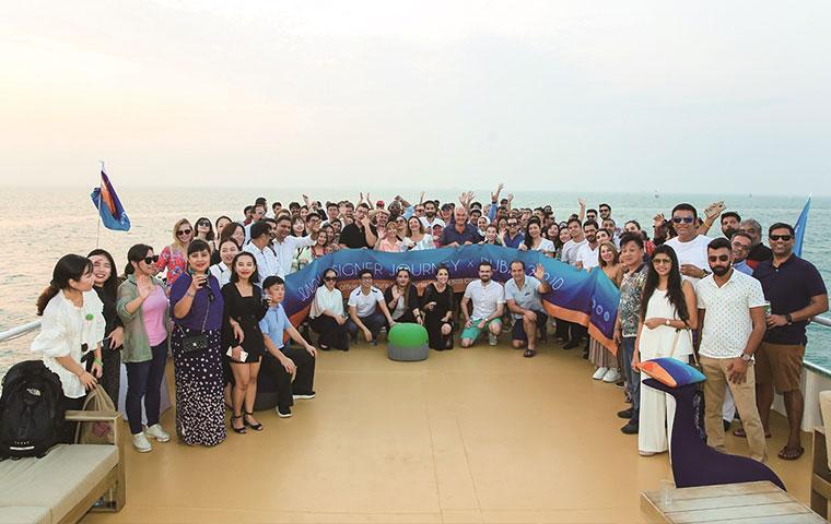 圣奥办公家具海外设计师文化之旅在迪拜举办