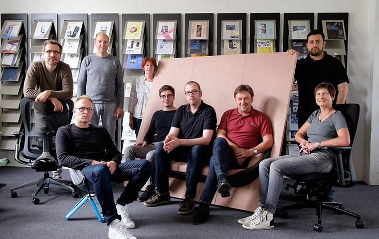 圣奥与德国著名设计机构ITO设计师联合开发悠帆