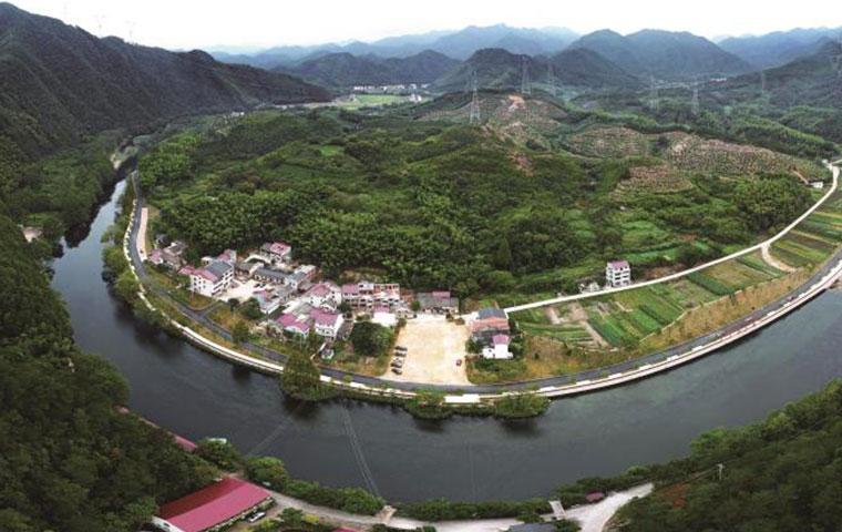 浦江美丽乡村
