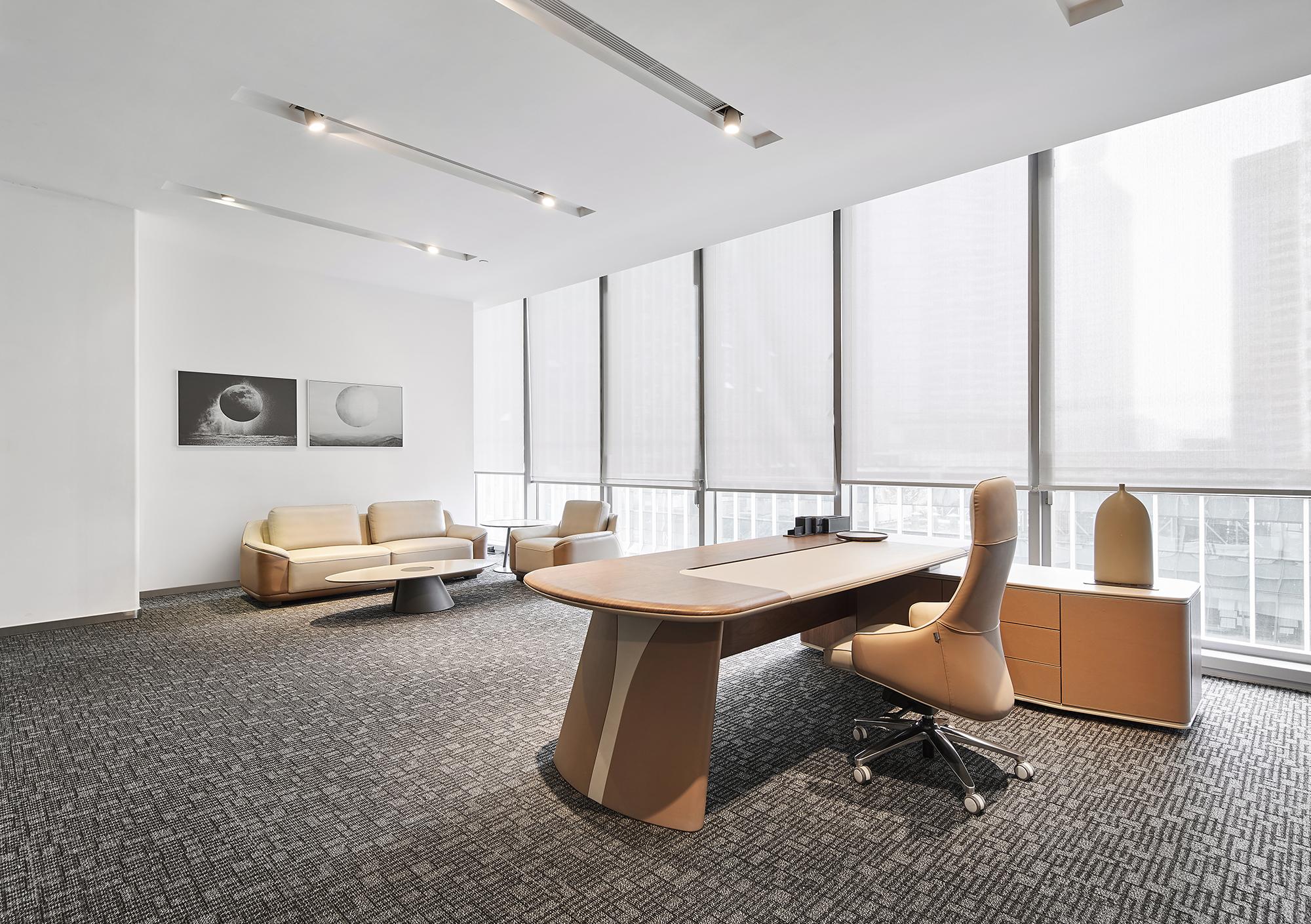 圣奥办公家具 天元办公桌椅空间