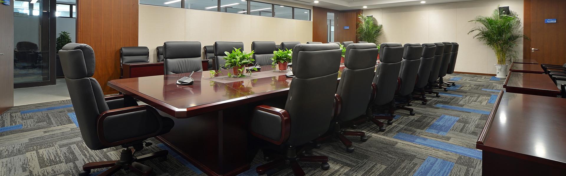 西安交通大学会议空间 圣奥办公家具设计
