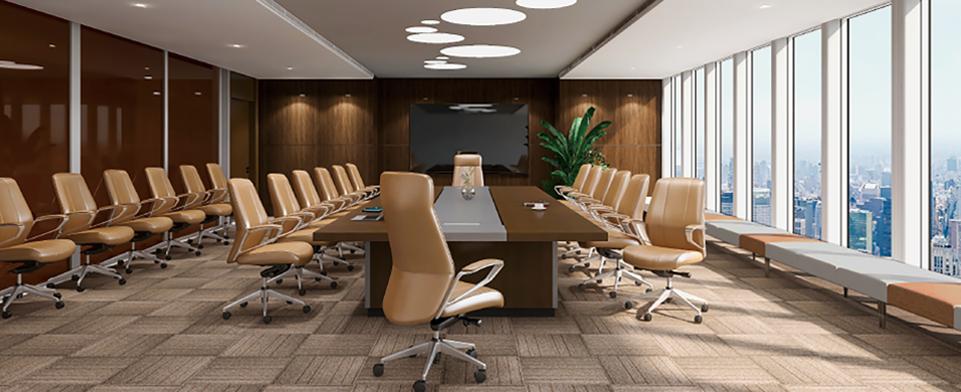 圣奥办公家具 会议空间场景图
