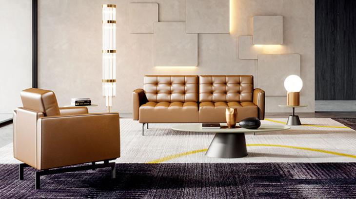 圣奥办公家具 辰系列办公沙发