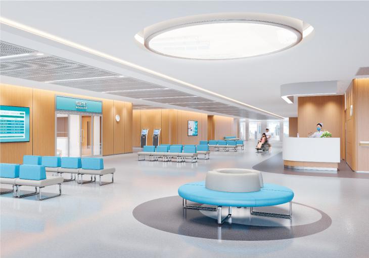 圣奥办公家具 安陪系列休息等待区医院家具