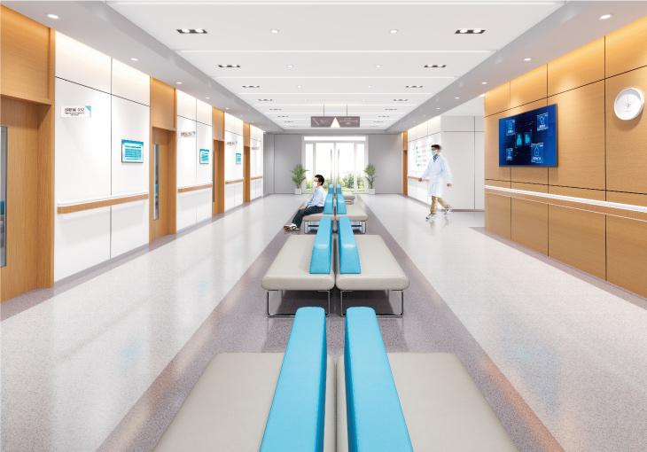 圣奥办公家具 安陪系列休息区医院医疗家具