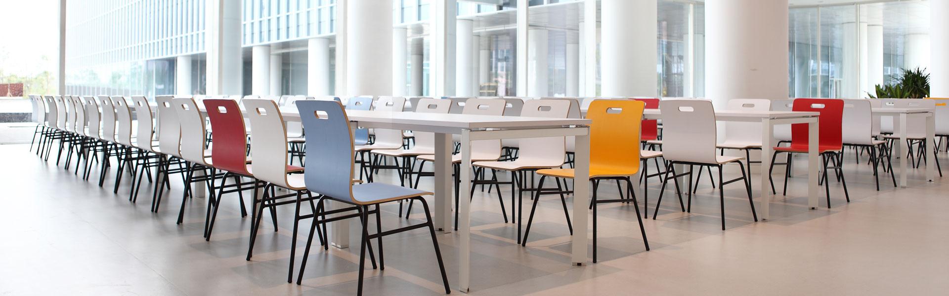 圣奥办公家具为长城汽车设计的培训空间