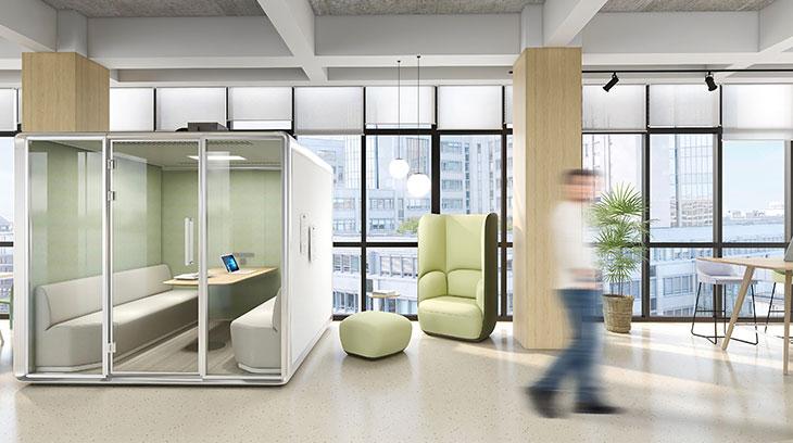 圣奥办公家具 能留住人才的办公空间