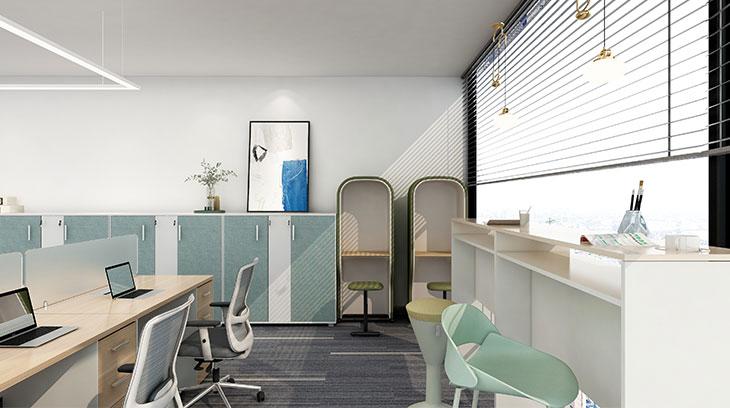 圣奥创新定制的办公家具