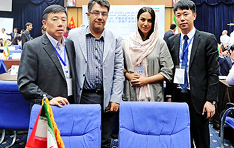 圣奥集团董事长倪良正出访伊朗及中欧