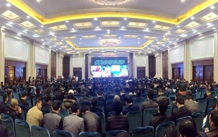 浙江省家具行业协会2015年年会暨五届五次会员代表大会召开