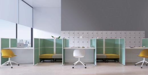 圣奥办公家具打造绿色生机办公室