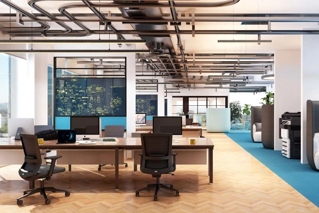 浙江圣奥办公家具为Google提供办公家具及空间解决方案