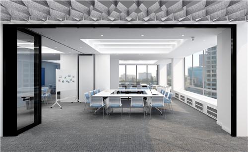浙江圣奥办公家具为中国移动提供办公家具及空间解决方案