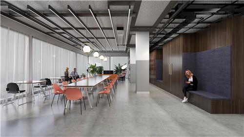 浙江圣奥办公家具为富士康提供办公家具及空间解决方案
