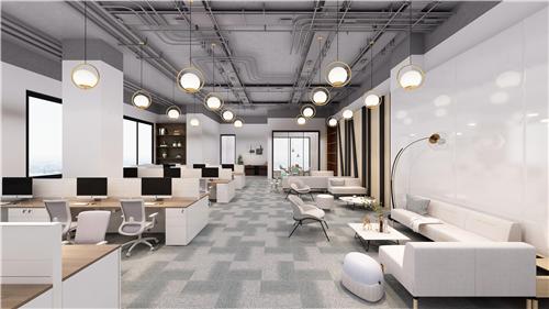 浙江圣奥办公家具为中国建设银行提供办公家具及空间解决方案