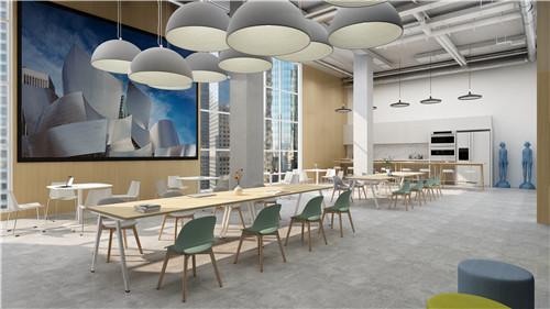 浙江圣奥办公家具为招商银行提供办公家具及空间解决方案