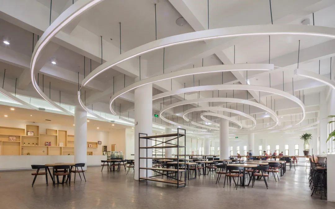 浙江圣奥办公家具为海亮教育提供办公家具及空间解决方案