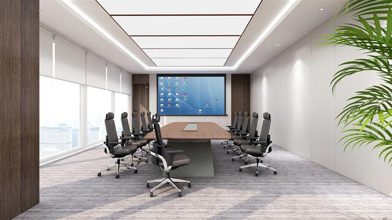 圣奥会议室对称设计
