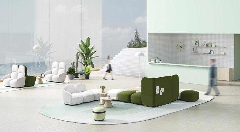 圣奥千岛系列沙发获当代好设计奖