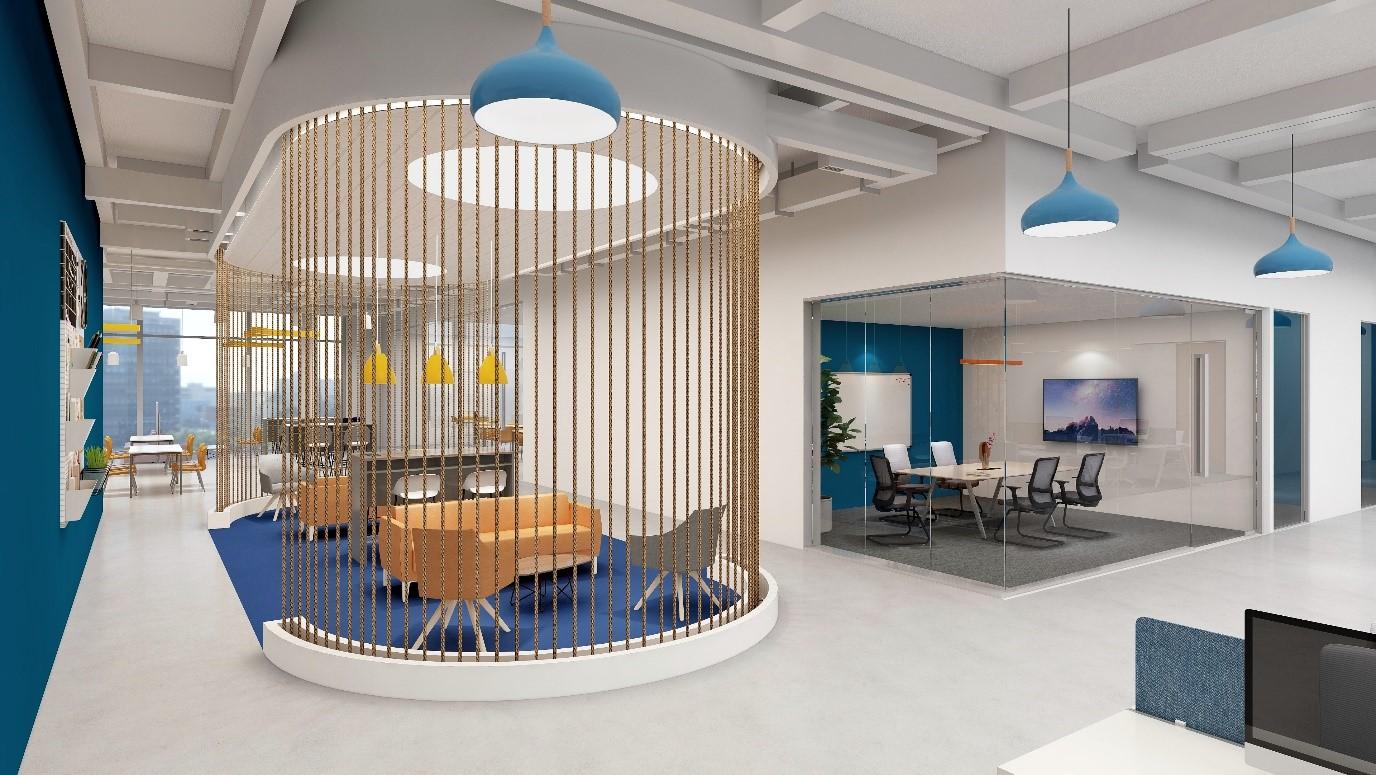 圣奥办公家具 会议空间与公共空间解决方案