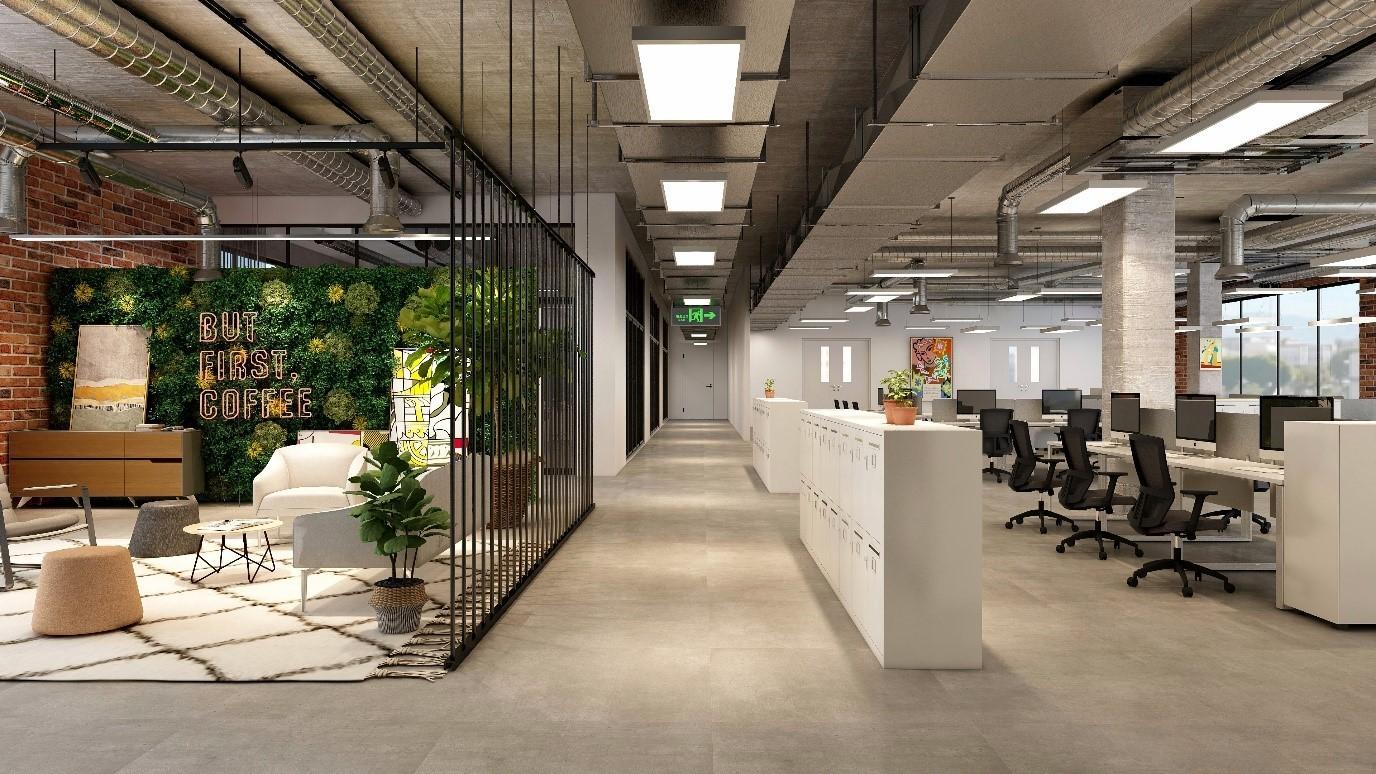 圣奥办公家具 办公空间与休闲空间解决方案
