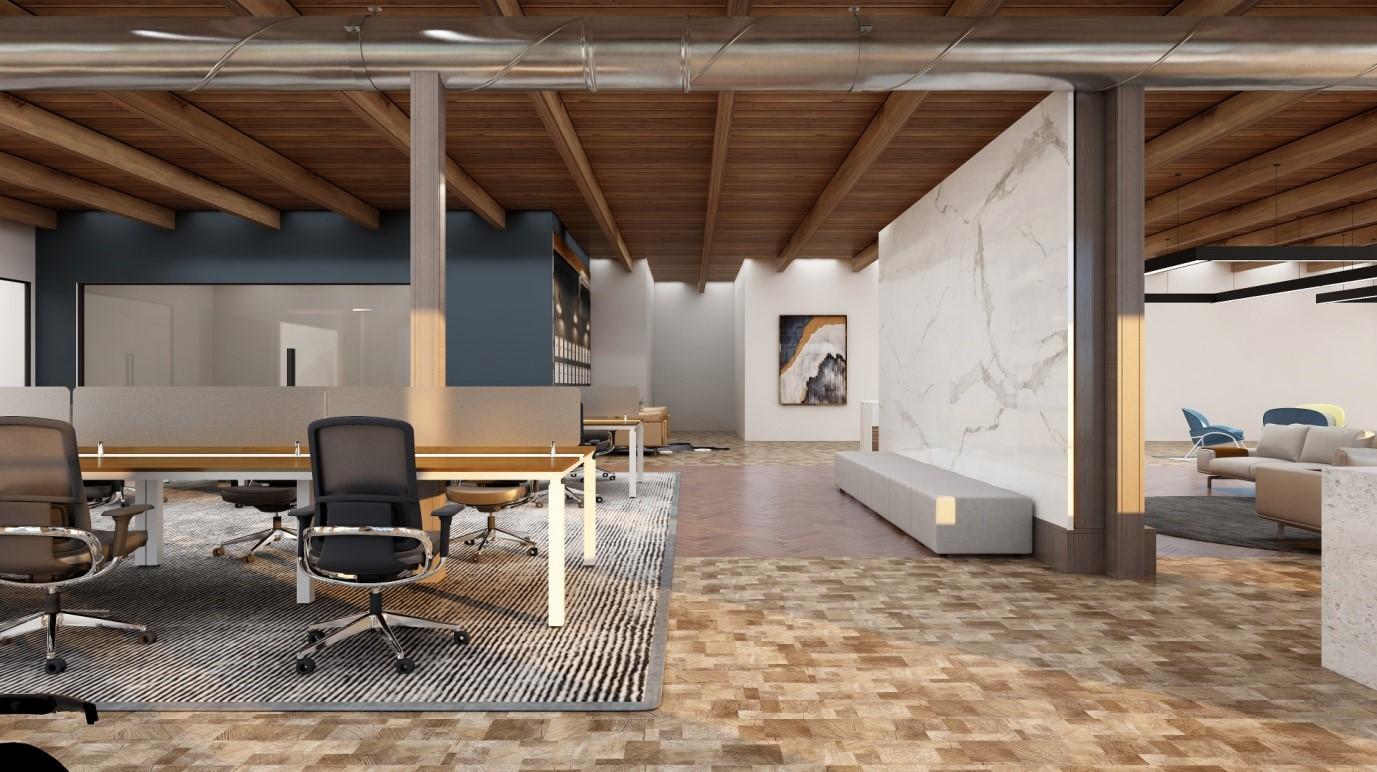 圣奥办公家具 开放式办公空间解决方案