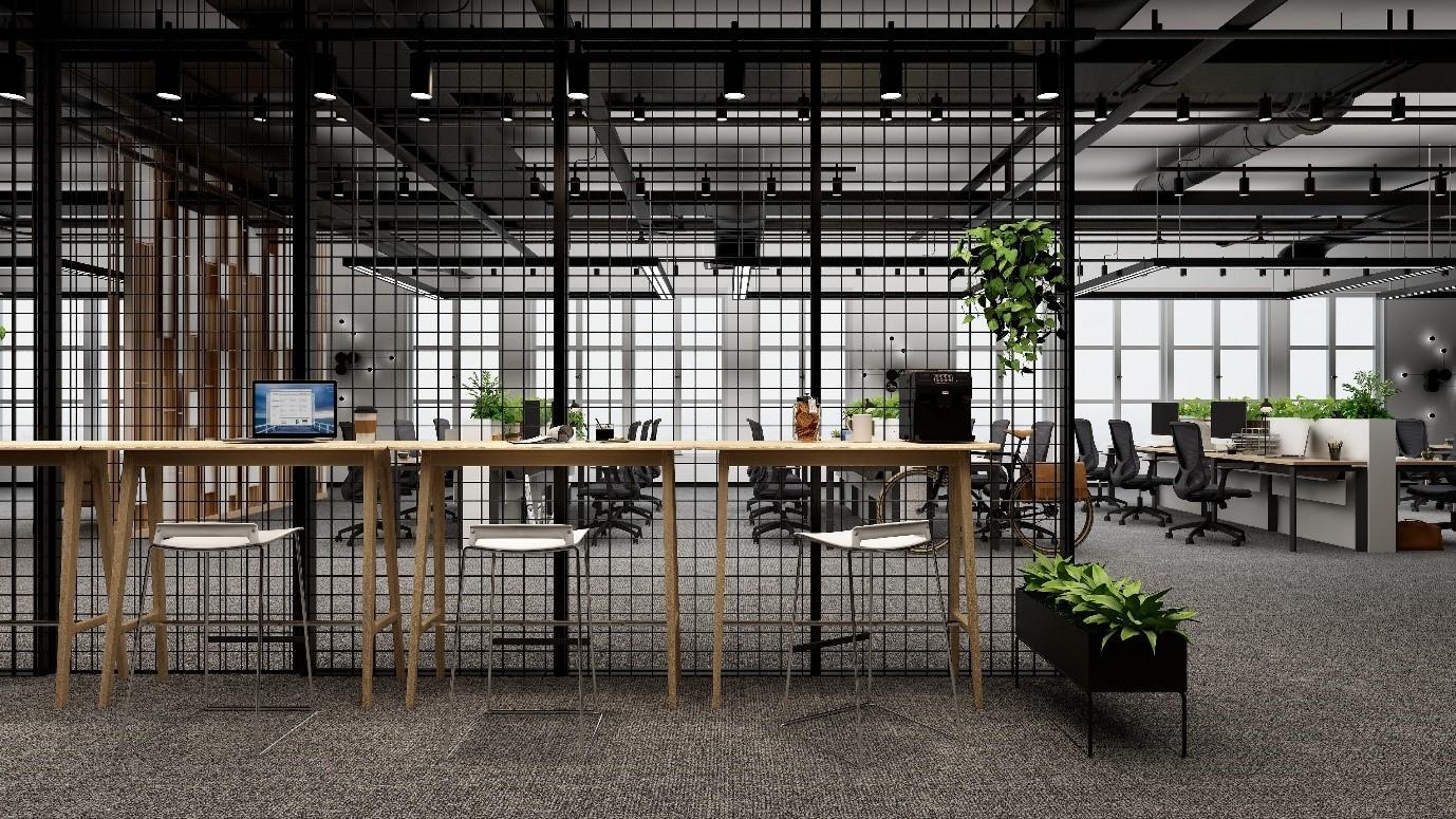 圣奥办公家具 办公空间与公共空间解决方案