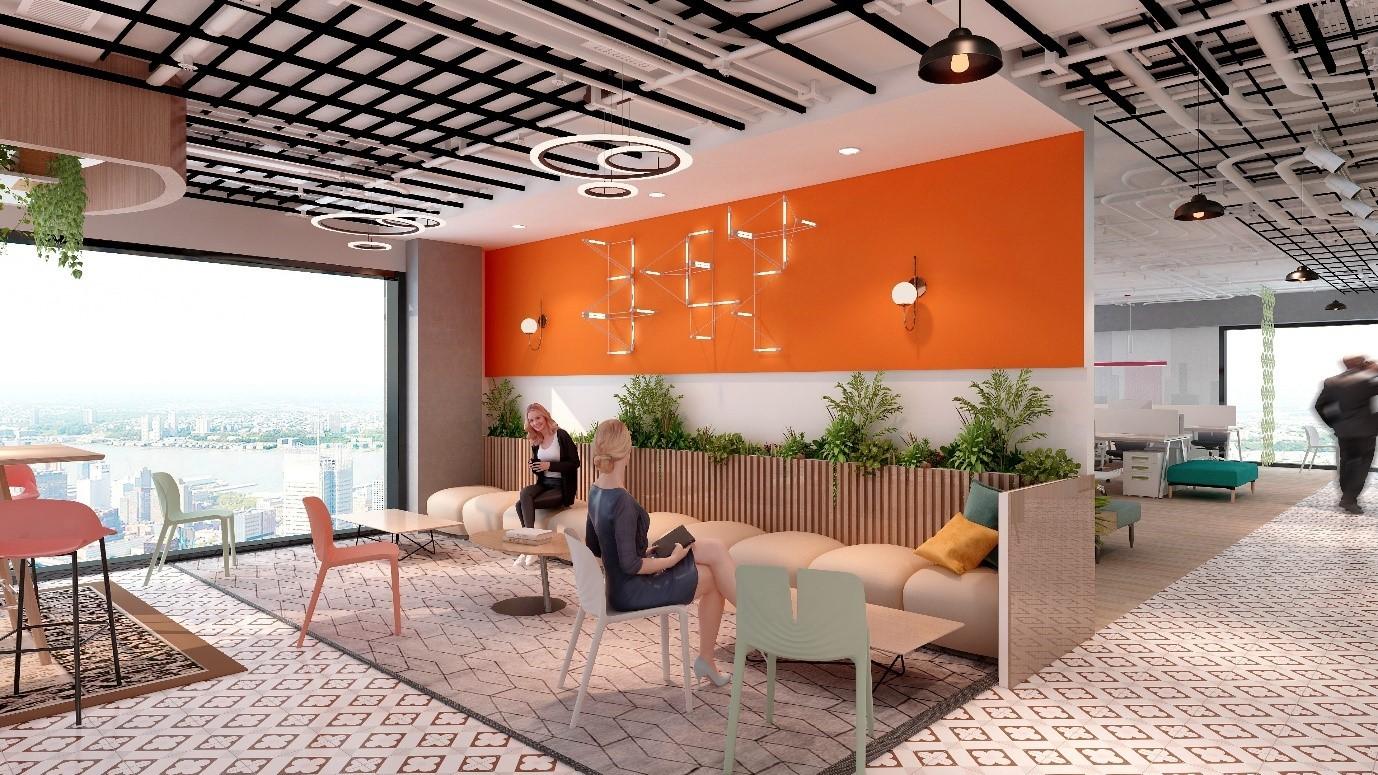 圣奥办公家具 休闲空间解决方案