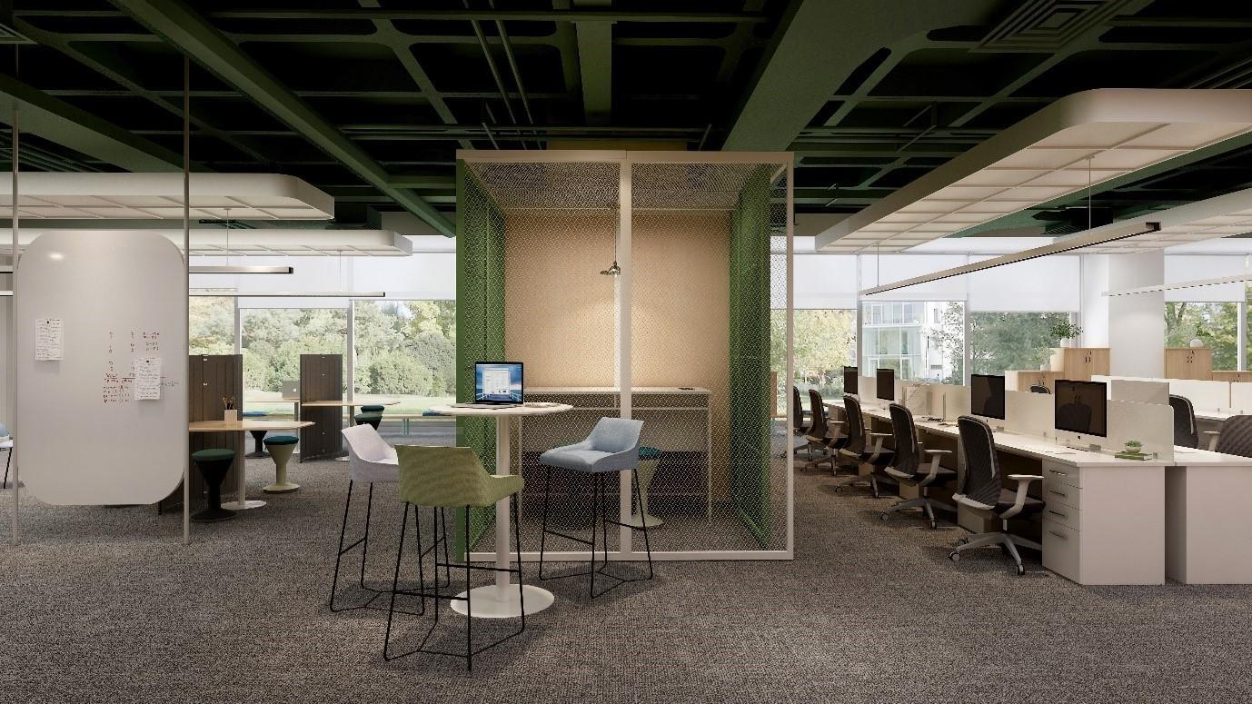 圣奥办公家具 办公空间+会议空间解决方案