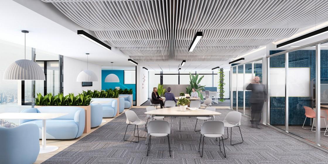圣奥办公家具 办公室洽谈空间解决方案