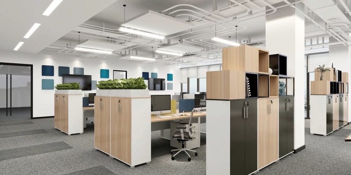 圣奥办公家具 便捷存储解决方案