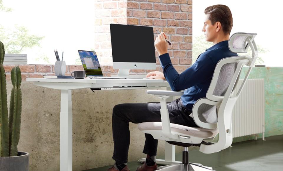 圣奥办公家具 哈途人体工学办公座椅应用场景