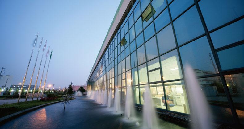圣奥办公家具萧山现代化生产基地