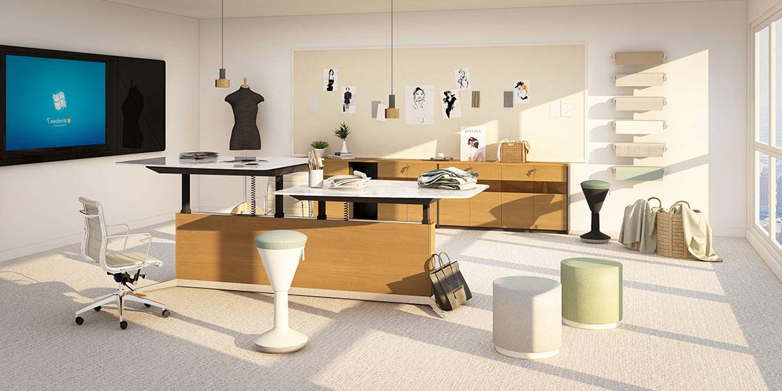 圣奥办公家具 小办公室灵感激发空间案例