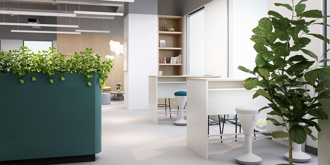 圣奥办公家具设计