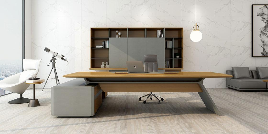圣奥水性漆环保办公桌