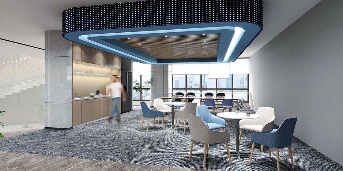 圣奥办公家具打造高效简约的办公空间