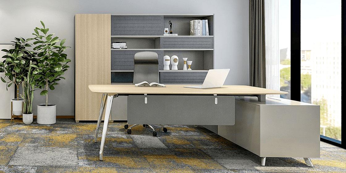 圣奥瓦尔纳办公桌 简约的办公空间