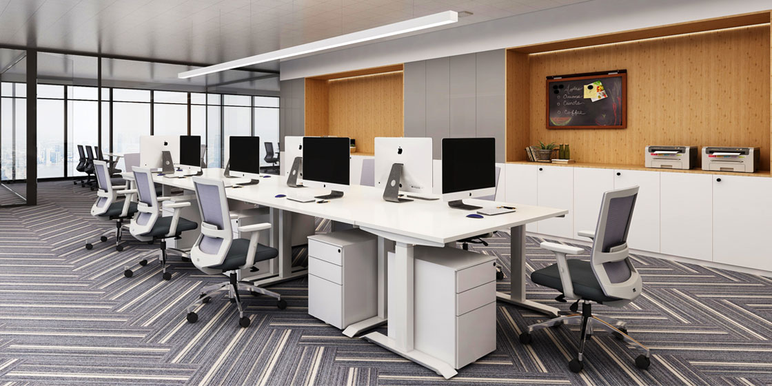 高效的办公空间 圣奥办公家具