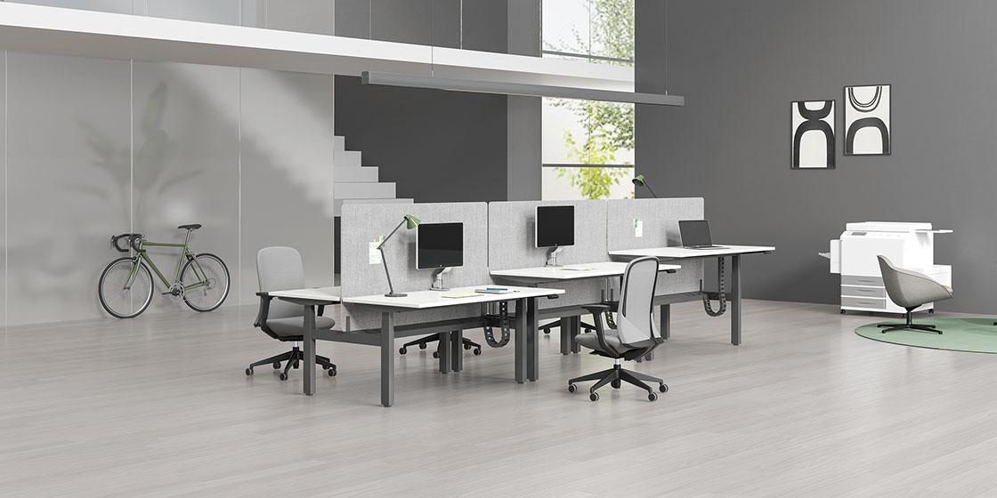 健康的办公空间 圣奥办公家具